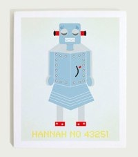 Hannah No 43251 by Modernpop on Etsy
