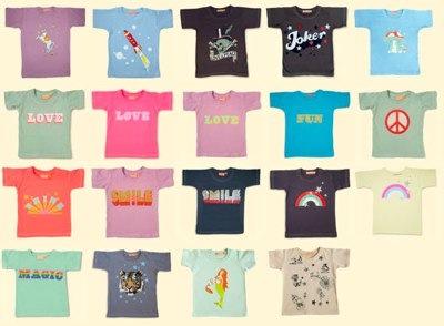 dandy star t-shirts