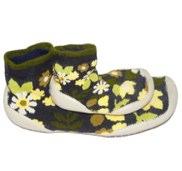 Chausson Chaussette Collegien floral Slipper Socks