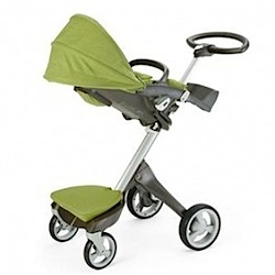 The Pushchair Track: Hot reductions on Stokke Xplory & Phil & Ted's Sport