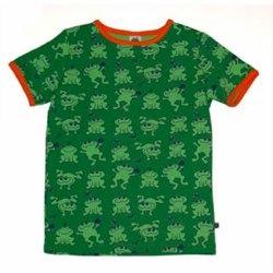 Froggie t-shirt by Smafolk