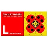 CHARLEY HARPER – FLASH CARDS AND FLOOR PUZZLES