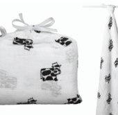 Muslin Cow Wrap - Aden + Anais