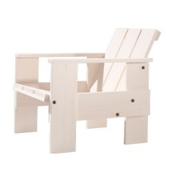 junior crate chair by Gerrit Rietveld