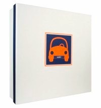 Herbie Car Boys Keepsake Box