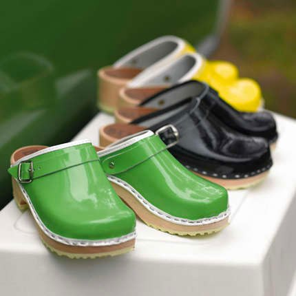 patent children's clogs