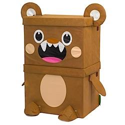 Bear Kids Storage Units