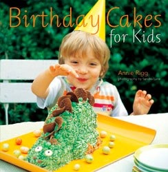 Birthday Cakes for Kids Book