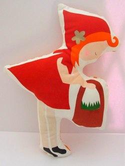 Plush toy- Red Riding Hood