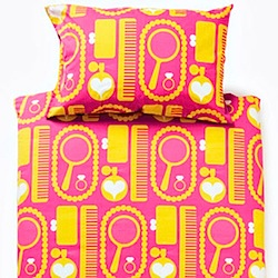 beauty bedding set by kideko