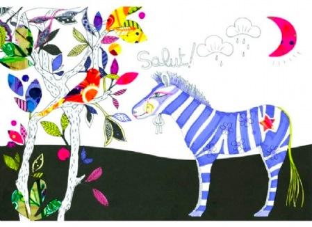 Animal Collage / Scrap Book