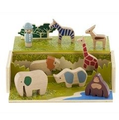 Safari In A Box by Muji
