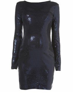 Maternity Sequin Dress by Topshop