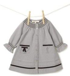 Molly _n_ Jack Silver Dress