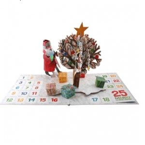 Eric Carles Dream Snow Pop-up Advent Calendar