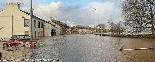 Workington floods