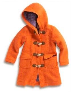 Great Autumn Winter Coat Hunt: Mini Boden's Funky Duffle Coats