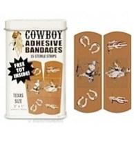 Cowboy Plasters