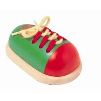 Plan Toys - Tie Up Shoe