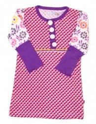 MinyMo Frances L/S Dress