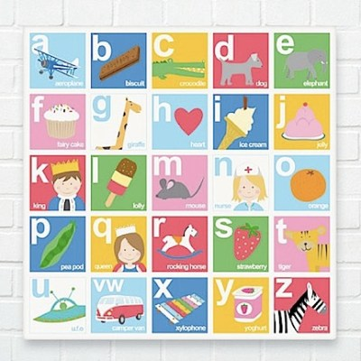 Hot Kids Artwork from 'Made By' Showler & Showler AND win a canvas & greeting cards worth £99.95