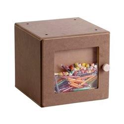 Cube storage unit by vertbaudet
