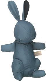 picnica rabbit bag by eding post in grey