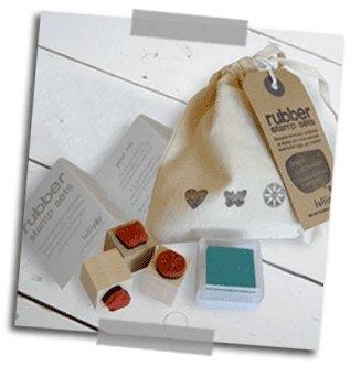Rubber Stamp Sets by Lollipop Designs