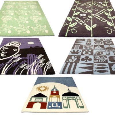 Rugs from Mini Moderns