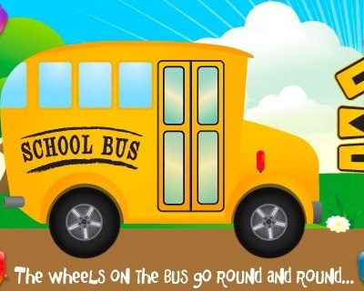 Cool iPhone Apps for Toddlers: Wheels on the Bus