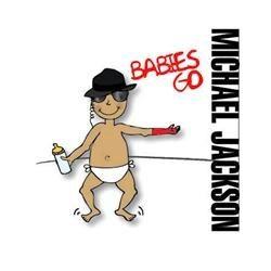 babies go michael jackson