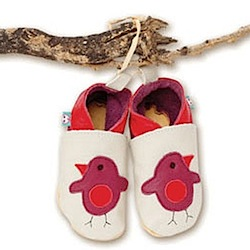 Win: Five Pairs of Green Baby Soft Leather Shoes