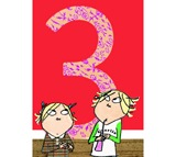charlie and lola card