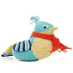 Blabla Kids Octavio Bird Rattle