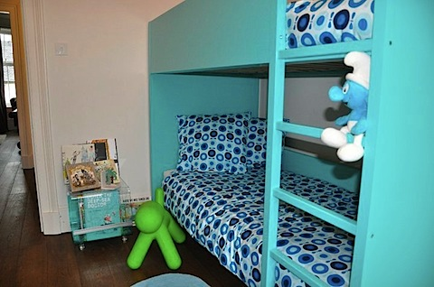 mash n gracy room tour with habitat bunkbed