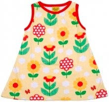 duns sweden flowers dress
