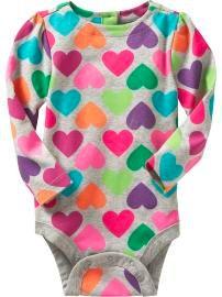 heart shaped bodysuit