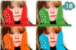 SNUGUNS - Mittens for kids - big hugs for little hands