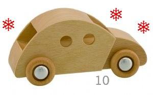 Moulin Roty 2CV Wooden Car