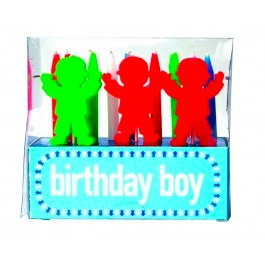 Pakhuis Oost Birthday boy candle box