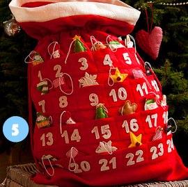 Advent Calendar kit from Vivi