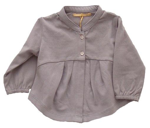 Gold - BHUMI cardigan (smog)