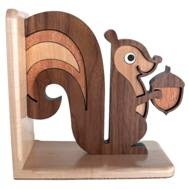 squirrel bookend by Graphic Spaces