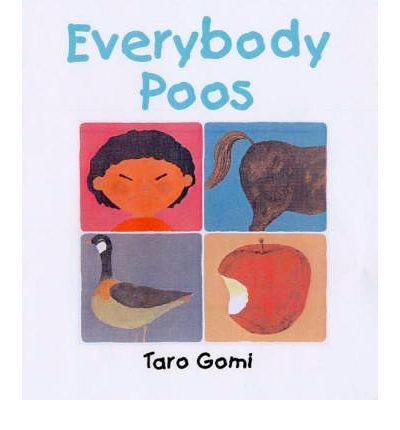 Everybody Poos (Paperback) By (author) Taro Gomi
