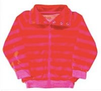 Katvig Orange and Fuchsia Sweatshirt