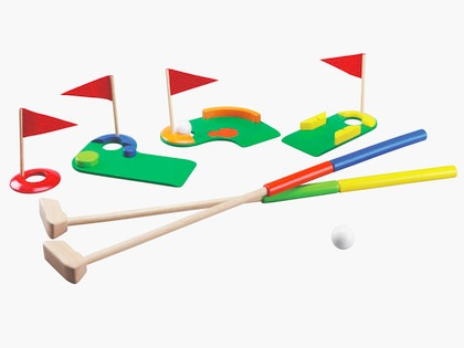 habitat golf set