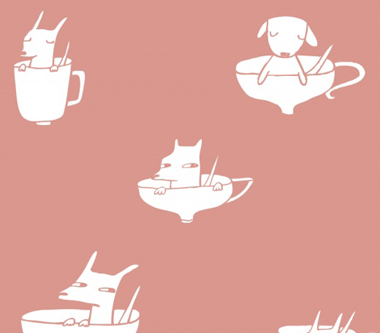 Pups in Cups wallpaper by Binny Talib