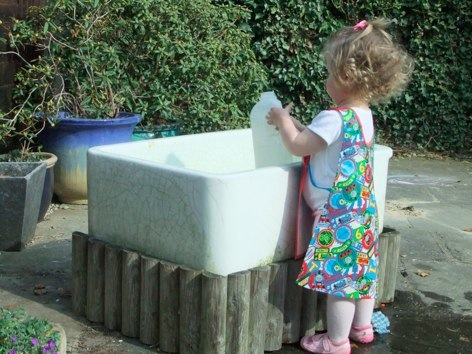 cheshire claire water table