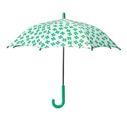 four leaf clover umbrella