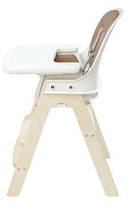 OXO Tot Sprout Highchair, Taupe/Birch